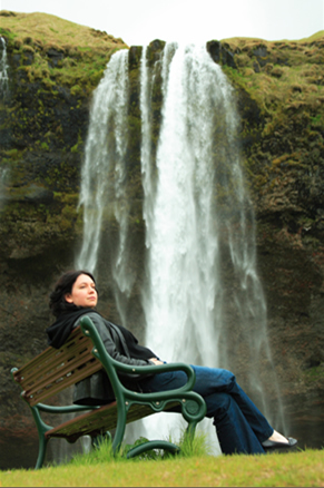Me in Iceland, 2007